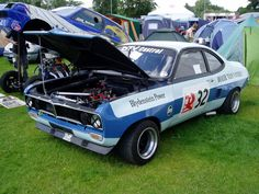Vauxhall Firenza Race Car.