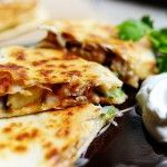 Grilled Chicken & Pineapple Quesadillas | The Pioneer Woman Cooks | Ree Drummond