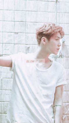 鹿晗 Luhan mini album <I> publicity photo cr. Luneas