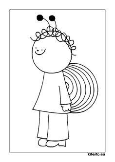 Bogyó és Babóca kifestők és színezők. Nyomtatható kifestők. Tag Image, Colouring Pages, Berries, Crafts For Kids, Cross Stitch, Snoopy, Sketches, Printables, How To Plan