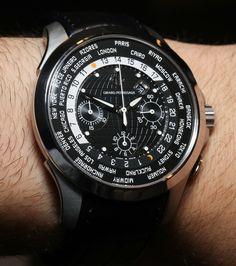 Girard-Perregaux Traveller WW.TC World Timer Watch Hands-On