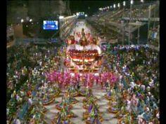 Escuela de samba hace homenaje a México -  Escola de Samba faz homenagem...