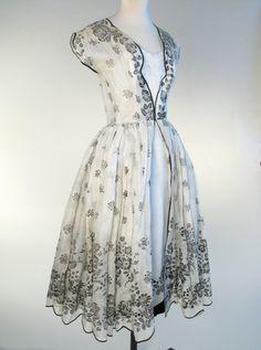 dress 1954
