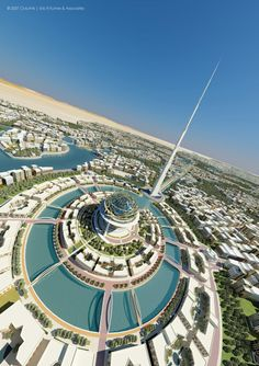Mohammed Bin Rashid Gardens, Dubai, United Arab Emirates