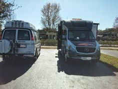 Going from a Class B to a Class C - A Small Motorhome Comparison