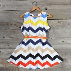 Didn't know this pattern is called a chevron. Now I know.