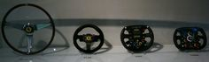 Lotus f1 steering wheels | Formula 1 steering wheels from different eras on display at the ...