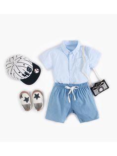 TLOOWY My 1st Easter Newborn Pajamas Toddler Baby Boys Girls Short Sleeve Cartoon t-Shirt Romper Sleepwear Pants Cotton Hat