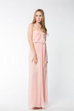 Contemporary Bridesmaid Dresses - Swoon Bridesmaids - MONACO ...