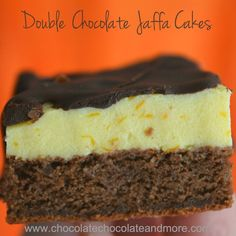 Flourless Double Chocolate Jaffa Cakes are a more chocolaty twist on an old favorite- moist chocolate sponge cake topped with orange curd and dark chocolate. Perfect for an afternoon snack! Enter to win a Deiss zester to make your own citrus desserts! I recently read an article on Jaffa Cakes on the BBC. There's a...
