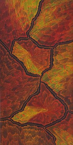 Sarrita King / Lightning Aboriginal Art – Buy Authentic Australian Indigenous Art and Paintings