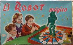 ROBOT MÁGICO