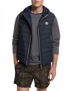 Moncler+Dover+Quilted+Vest+with+Hood+Navy+3+|+Clothing