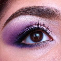 chellybeanthebeautyqueen's COLOR VISION! Show us how you incorporate Lucid Lilac, Infrared Rouge, and Majestic Cobal & you could be featured on our social sites! Just use #COLORVISION