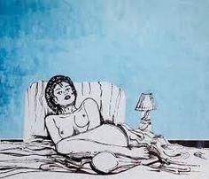 Acrílica sobre tela - Carlos de Holanda A arte de Carlos Holanda/Di Holanda