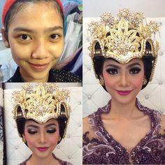 Makeup pengantin sunda, #sundasiger #periaspengantin #makeup #bandung