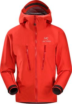 Fission SL Jacket Our lightest fully waterproof, insulated jacket ...
