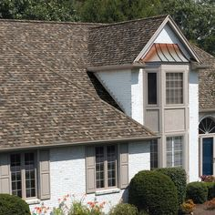 Shop Owens Corning TruDefinition Duration Designer 24.6-sq ft Laminated Architectural Roof Shingles SAND DUNE