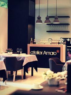 The best restaurants in Warsaw - Atelier Amaro