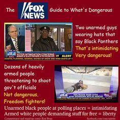 "Fox ""News"" hypocrisy."