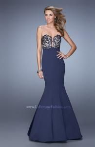 Shop for La Femme prom dresses at PromGirl. Elegant long designer gowns, sexy cocktail dresses, short semi-formal dresses, and party dresses. Cheap Bridesmaid Dresses Online, Prom Girl Dresses, Prom Dresses 2015, Bridesmaid Dress Styles, Mermaid Prom Dresses, Prom 2015, Mermaid Gown, Prom Gowns, Ball Gowns