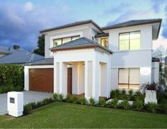 The City View - by Plunkett  www.NarrowLotHomes.com.au Types Of Houses, Perth, Custom Design, The Unit