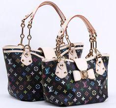 Monogram Multicolore Annie MM M40308 $229.14 Hopefully my next bag!!!!