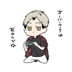 Haikyuu Volleyball, Haikyuu Characters, Kawaii, Haikyuu Anime, Aesthetic Iphone Wallpaper, Chibi, Animation, Cartoon, Manga