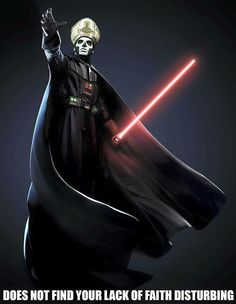 Papa Vader - Ghost I hope a certain someone will see this and laugh. Ghost Papa, Ghost Bc, Doom Metal Bands, Band Ghost, Funny Ghost, Ghost And Ghouls, Cloud City, Film Books, Music Film