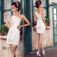 a319575fa7 2013 star style bridesmaid wedding dress design short formal dress the  wedding dress skirt dinner women's handbag slim