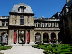 Le Marais - Musée Carnavalet à Paris