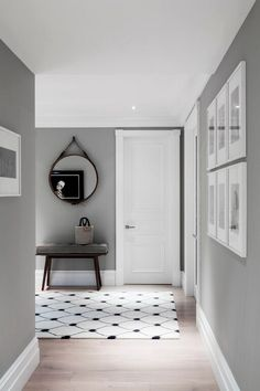 Cool color palettes and open layouts fit just about any personality - meaning most clients could imagine themselves coming home. #homestaging