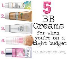5 Beauty Balms on a Budget