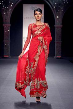 Varun Bahl- Delhi Couture Week 2012