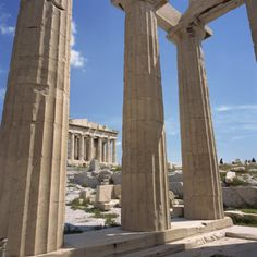 Parthenon Viewed from Propylaea, the Acropolis, UNESCO World Heritage Site, Athens, Greece Photographic Print 29