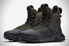 NikeLab ACG Air Zoom Tallac Flyknit Boot | HiConsumption
