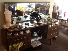 1960 dressing table