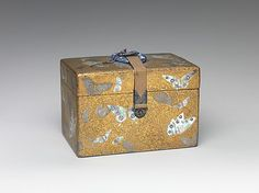 Box Period: Meiji period (1868–1912) Culture: Japan Medium: Lacquer