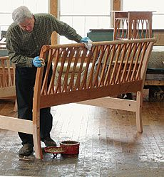 Finish Recipe: Boiled Linseed Oil and Paste Wax - Fine Woodworking Article