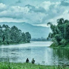 Together and always, Situ Cileunca Pangalengan, Bandung