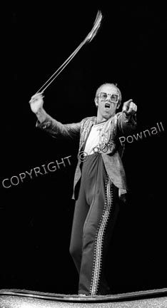 """My Very First Elton John Show, Tuesday, August 17th, 1976, New York City """"Louder than Concorde but Not Quite as Pretty"""""""