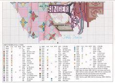 Mayka y el Punto de Cruz: Maquina de coser