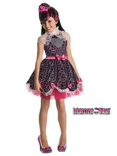 GIRL'S DRACULAURA SWEET 1600 MONSTER HIG