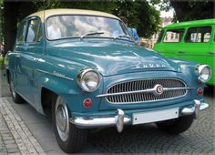 Skoda Octavia (1959–71)
