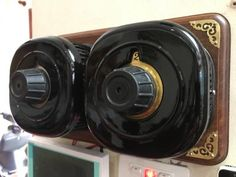 Regulator for Genteur AC ceiling fan Only found in Vietnam Antique Ceiling Fans, Electric Fan, In Ear Headphones, Vietnam, Gym Equipment, Antiques, Antiquities, Antique, Electric Cooling Fan