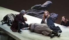 Our upcoming conference - Love to Death: Transforming Opera - will be themed around Welsh National Opera's performances of Wagner's Tristan and Isolde (seen here) and Puccini's La boheme...  www.cf.ac.uk/music/lovetodeath