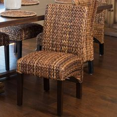 Arkhurst Solid Wood Dining Chair (Set of by Bayou Breeze Rattan Dining Chairs, Farmhouse Dining Chairs, Solid Wood Dining Chairs, Upholstered Dining Chairs, Dining Chair Set, Table And Chairs, Side Chairs, Dining Tables, Dining Room