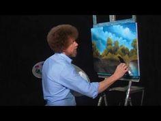 Bob Ross - Lakeside Cabin (Season 10 Episode 13) - YouTube