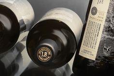 Links Bridge Vineyards Classic Series Wine packaging by Octavo Designs