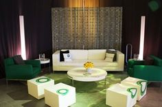 Event decor - corporate branding